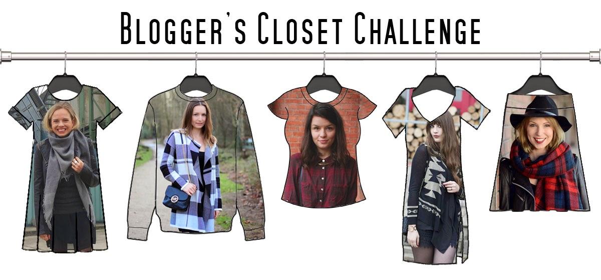 Bloggeraktion Blogger's Closet