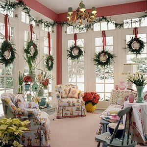 Christmas Decoration idea wallpaper cards