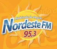 Rádio Nordeste FM de Feira de Santtana ao vivo