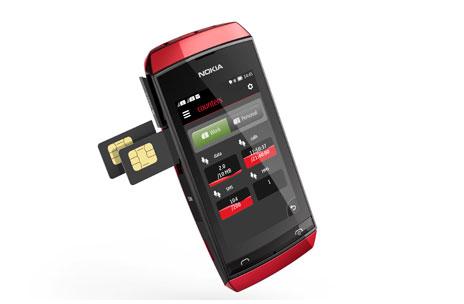 Spesifikasi Nokia Asha 305