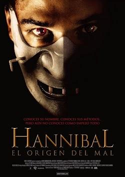 Hannibal Báo Thù - Hannibal Rising (2007) Poster
