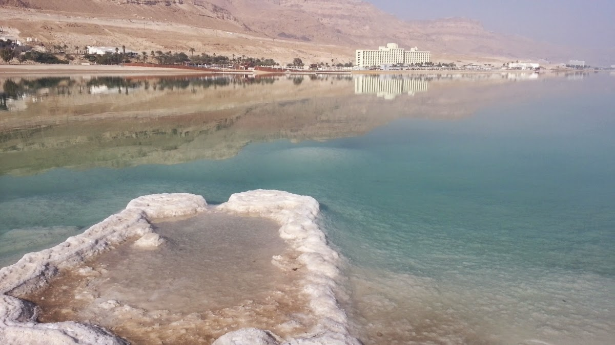 Mar Morto Dead Sea Israel