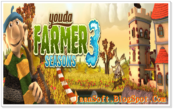 Youda Farmer 3: Seasons Game 2015 Latest Download