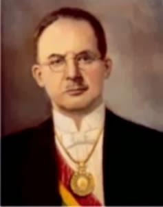 Presidente Enrique Hertzog Garaizábal (1947 a 1949)