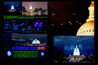 The UFOs Over WASHINGTON D.C From 1952 BANNED T.V. FOOTAGE