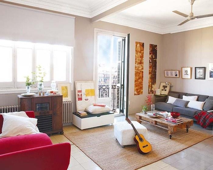 Una pizca de hogar ventiladores de techo si o no - Como decorar un piso antiguo ...