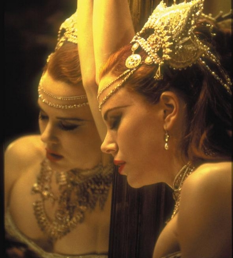 Ophelia S Adornments Blog May 2012: The Church Of Adornment: The Jewellery Of Moulin Rouge