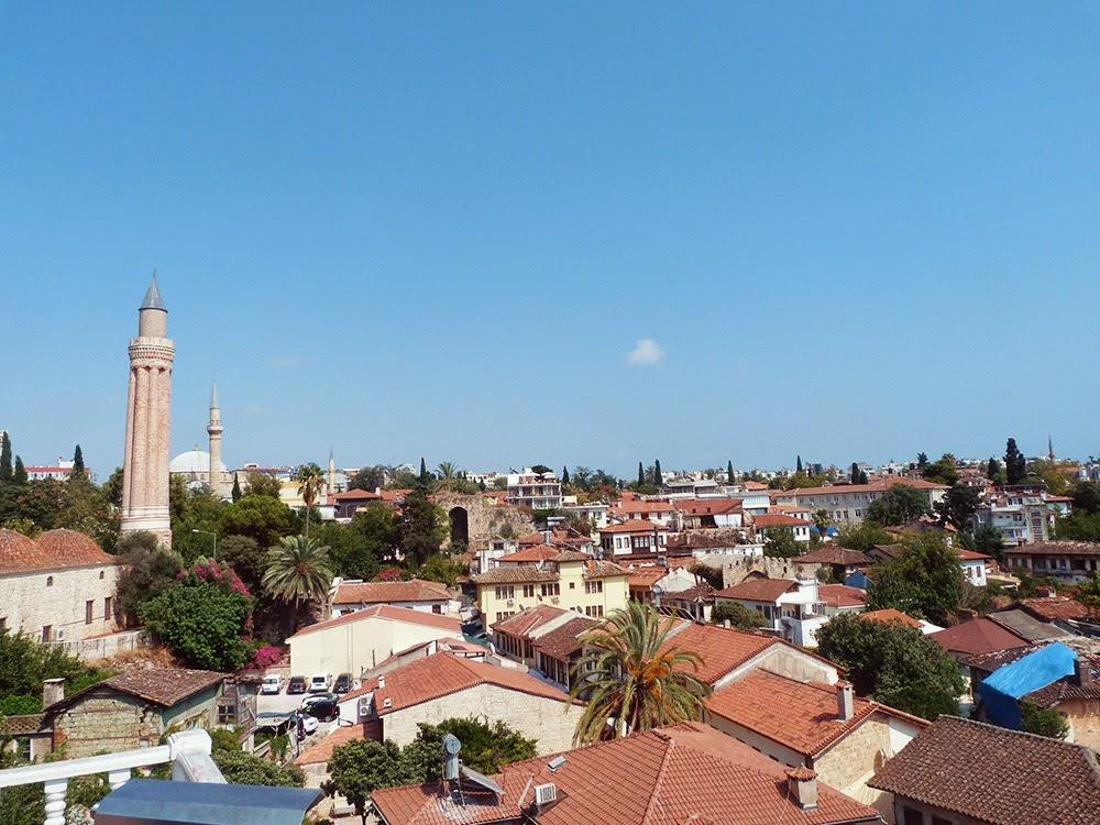 Antalya historical center