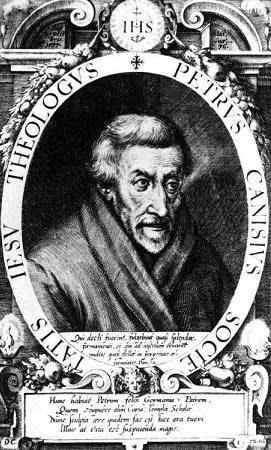 SAN PEDRO CANISIO DOCTOR DE LA IGLESIA (1521-1597). Fiesta 21 de diciembre