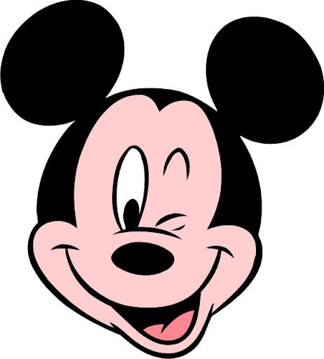 Caras mickey mouse para imprimir - Imagenes y dibujos para imprimir