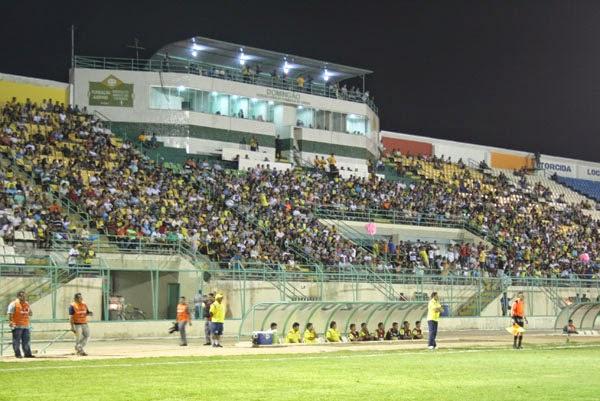 Horizonte bate o Floresta e chega numa inédita final do Cearense Sub-20.
