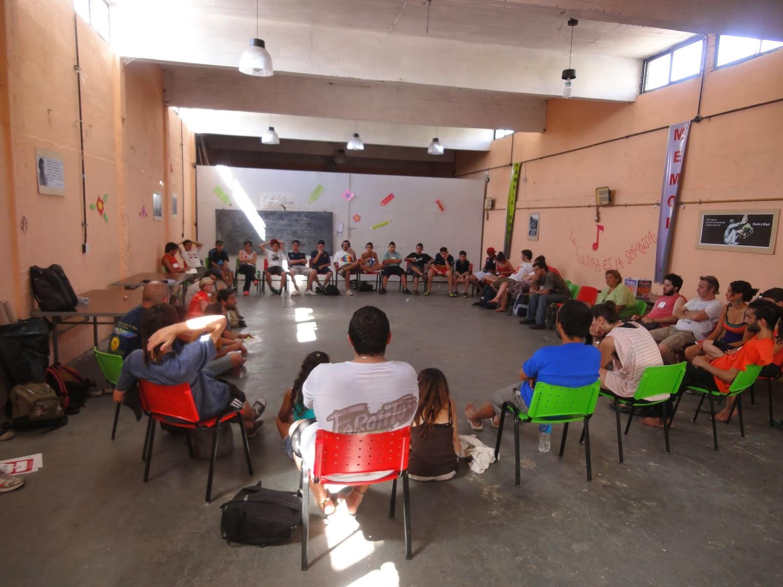 9no Cabildo abierto de Juego y Culura- Wilde 2013