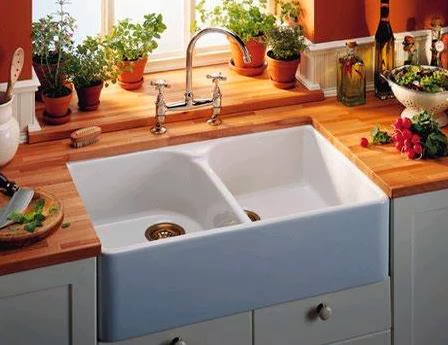 2 Piece Kitchen Sink