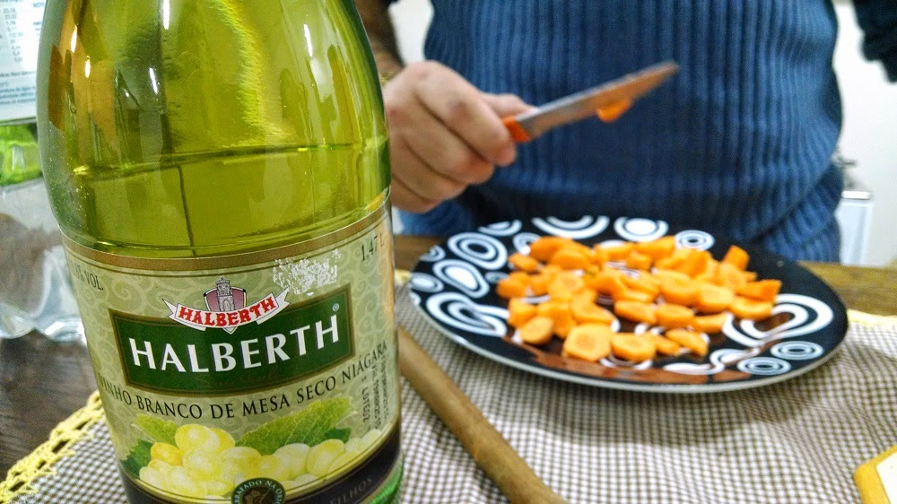 delicioso vinho