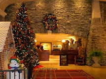 Fairmont Banff Springs Hotel Christmas