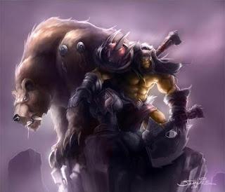 Dota 2 - Beastmaster Build Guide