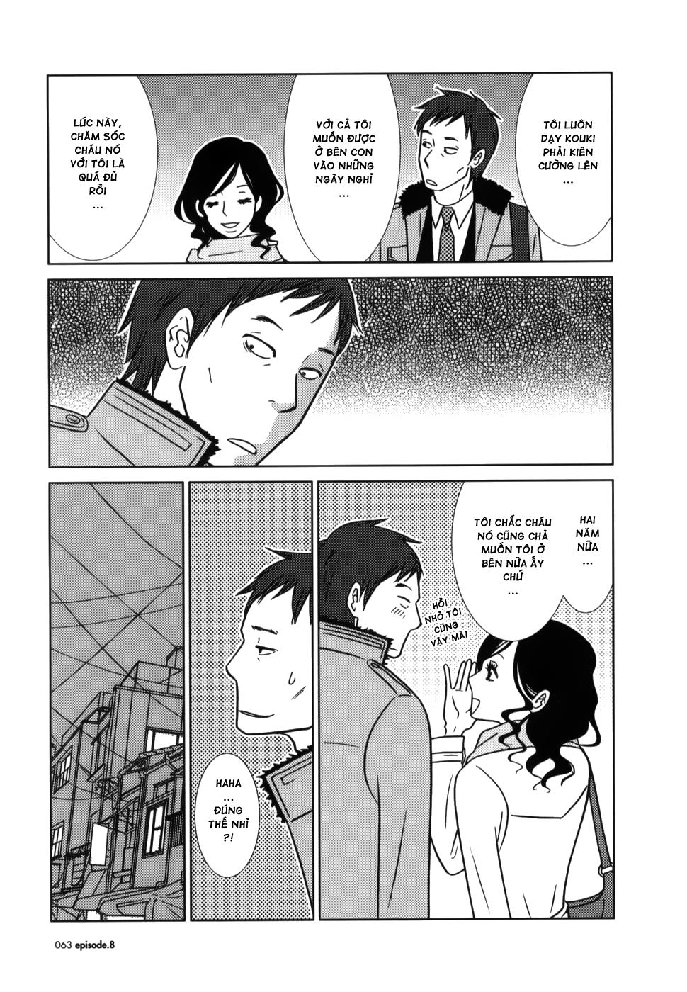 Usagi Drop chap 8 Trang 27 - Mangak.info