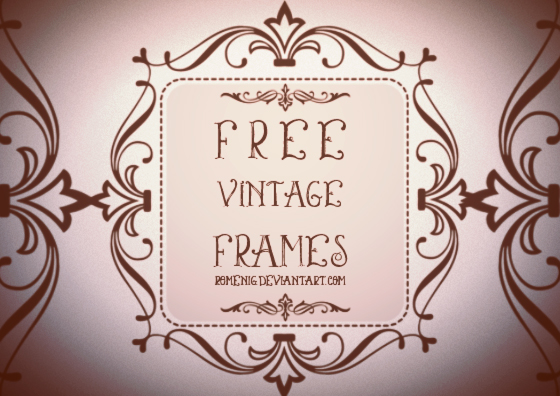 Cool Frames For Photoshop Cool Free Vintage Frames