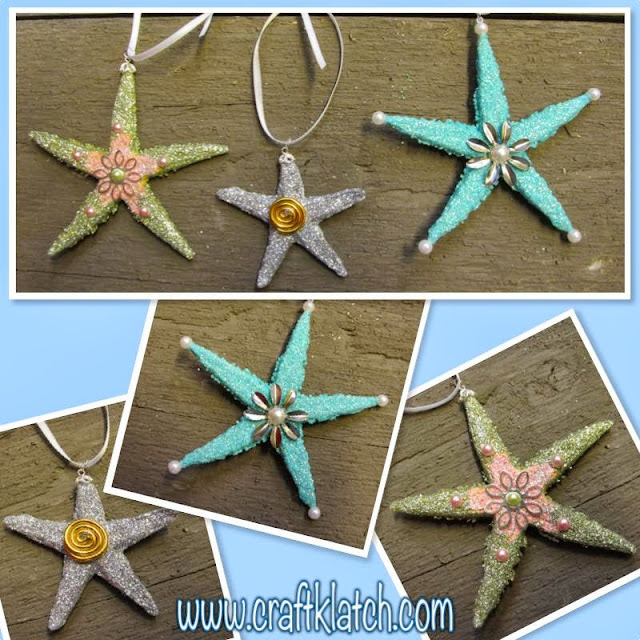 Craft Starfish Amazon
