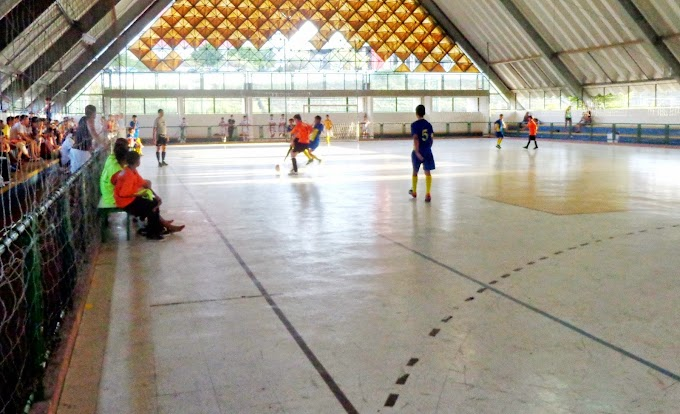 Emoção nas finais da 1ª Copa Escolar de Futsal do RN