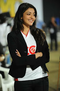 Cute Spicy Indian Girls at CCL Opening Ceremony Celebrating in Spicy T Shirt