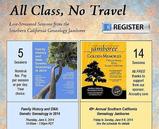 http://www.scgsgenealogy.com/Jamboree/2014/LiveStream.html