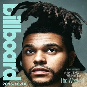 Billboard Hot 100 Singles Chart 10 October 2015