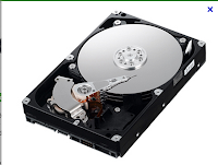 PICTURE of a Hard Drive