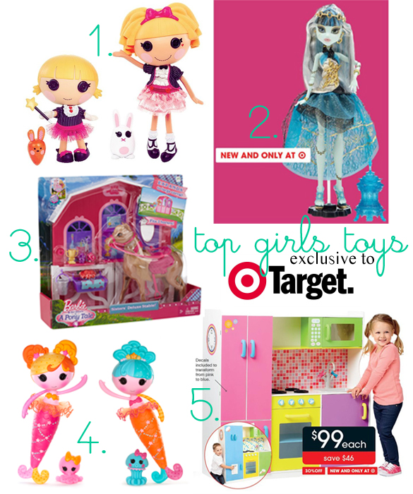 Target Toys For Girls : Life as we know it announcing australia s biggest toy