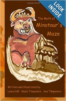 The Minotaur's Maze and Sherlock Homes Companion Book.