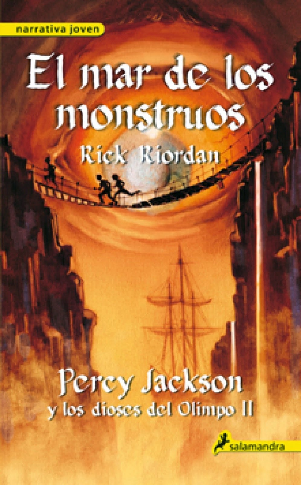 Percy Jackson y el mar de monstruos
