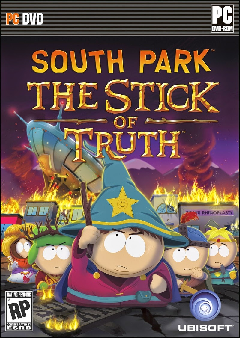 South Park The Stick Of Truth Free PC Download