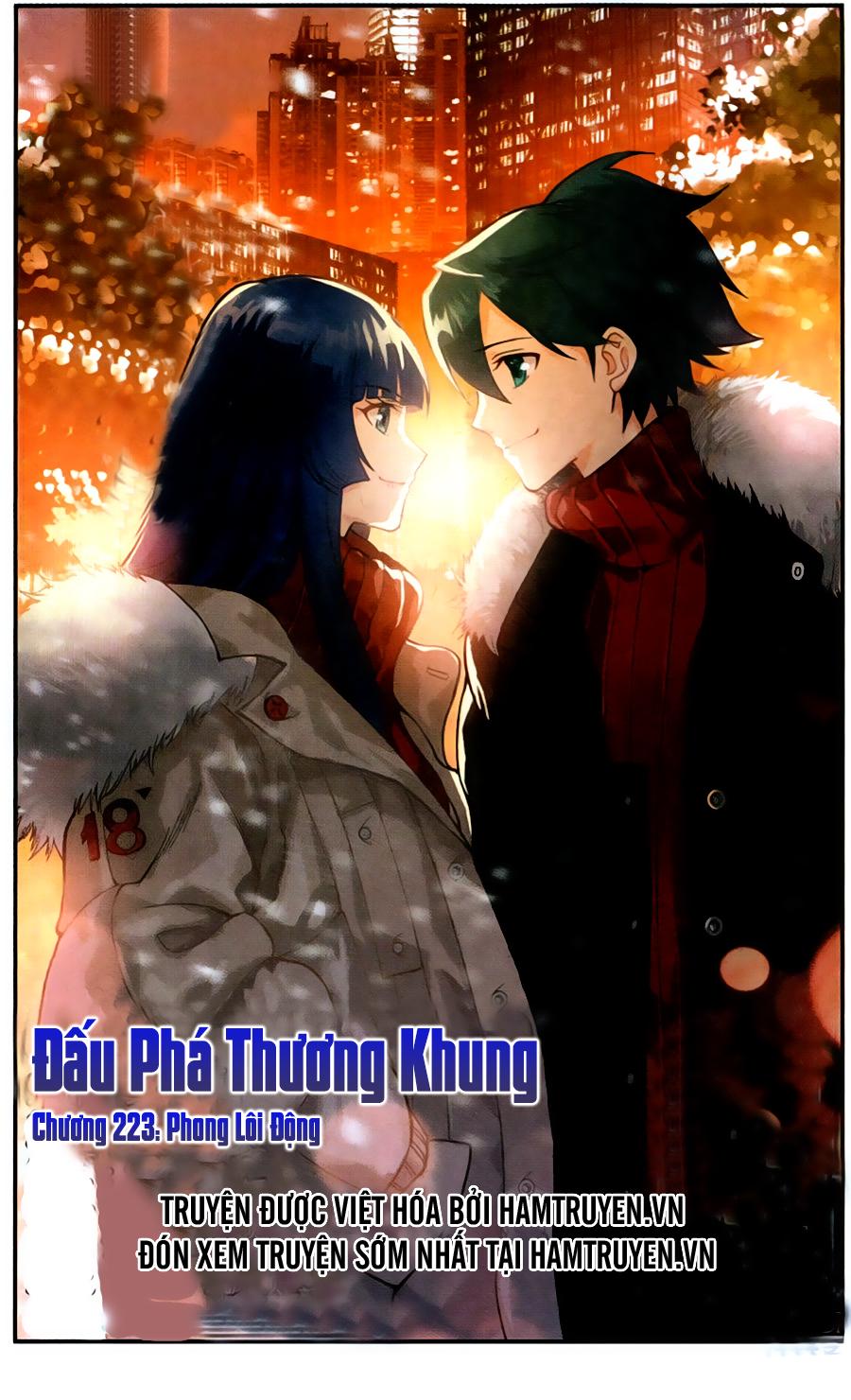 Đấu Phá Thương Khung Chapter 223- Phong Lôi Động - Hamtruyen.vn