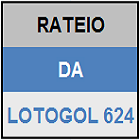 LOTOGOL 624 - MINI RATEIO