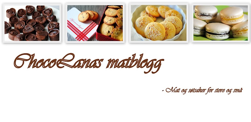 ChocoLanas matblogg