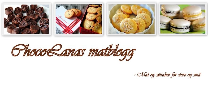 ChocoLanas matblogg