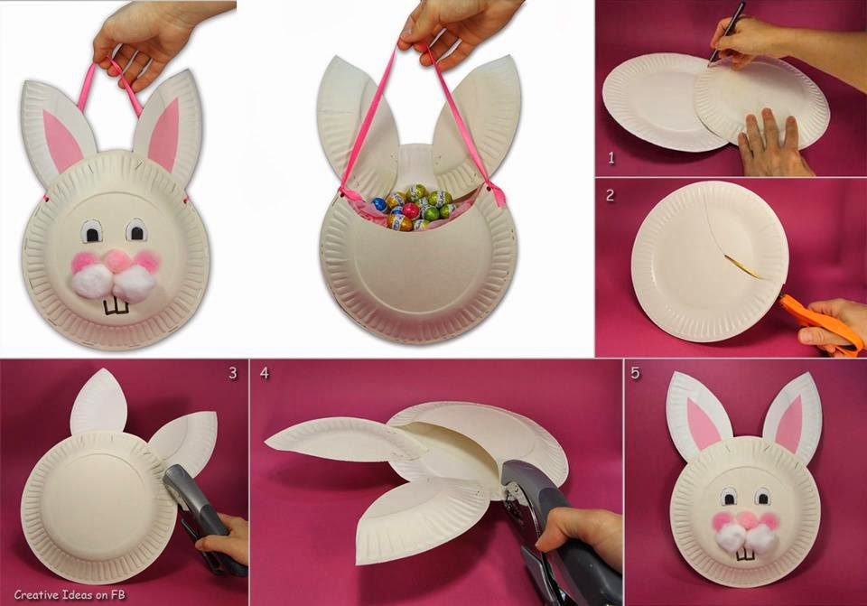 Homemade things to make diy easter decorations for Diy easter decorations home