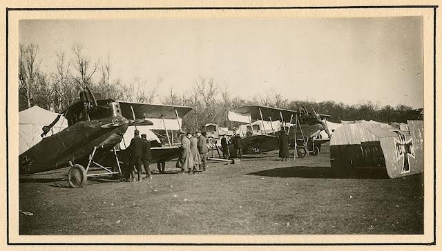 Украина на немецких фотографиях 1918 года.