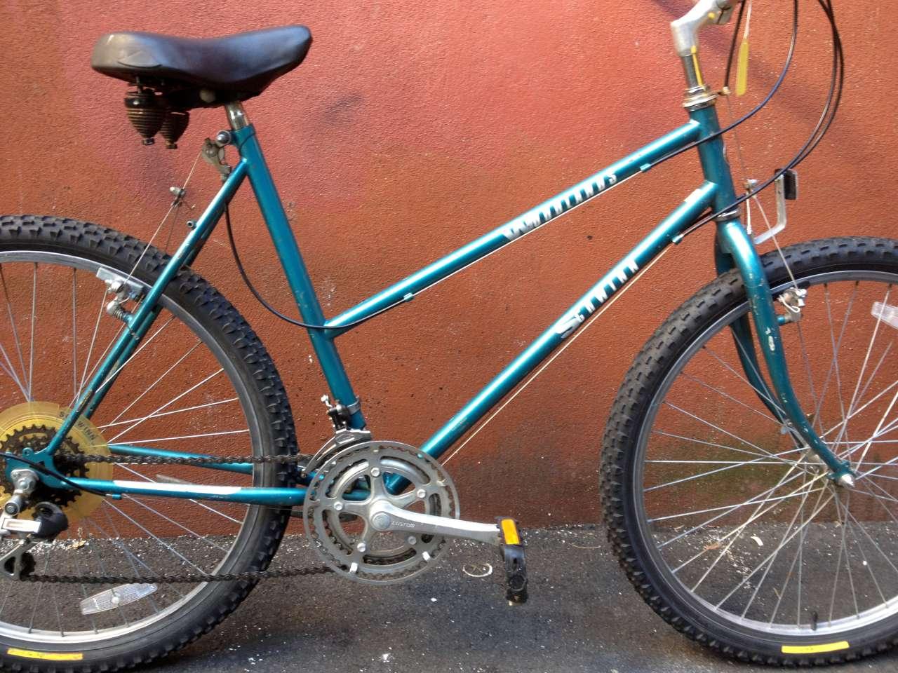 Bicycle Tune Up >> Bike Boom refurbished bikes: 1986 (?) Schwinn woodlands