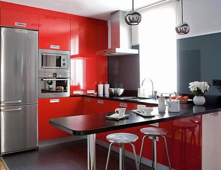 barra en la cocina | decoracion y manualidades