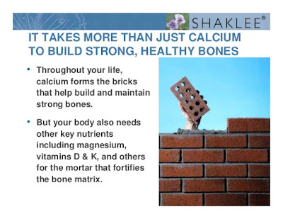 OsteMatrix Membantu anda mendapatkan keperluan kalsium