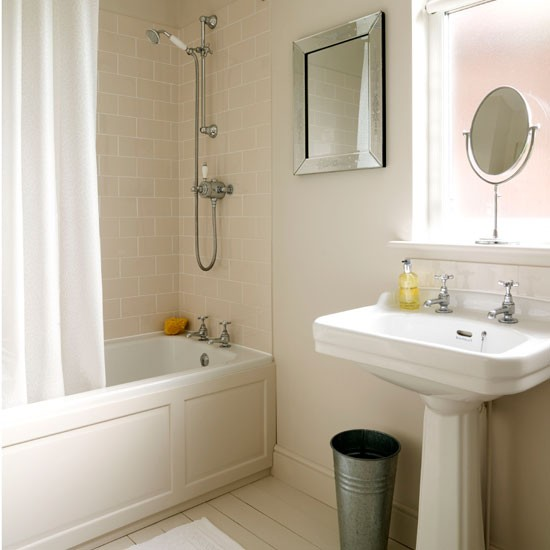 New home interior design be inspired by a festive 1930s for Bathroom design 1930 s home