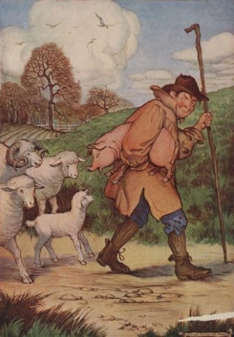 "Cerita Dongeng: ""Kambing dan Babi"""
