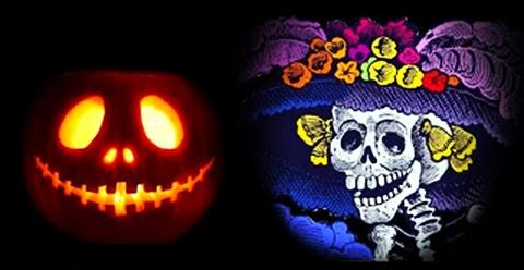 da de muertos vs halloween que prefieren los mexicanos - Halloween Dia