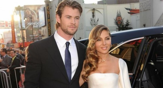 Chris Hemsworth Wife i...