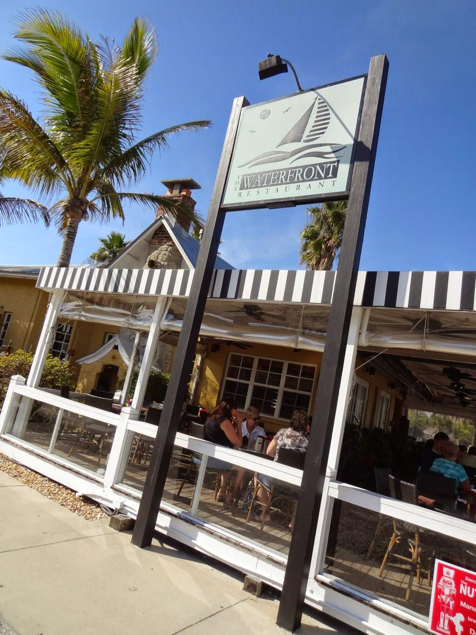 The Waterfront Restaurant On Anna Maria Island