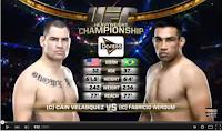 ASSISTA: Brasileiro Fabricio Werdum é o mais novo Campeão Mundial de MMA do UFC