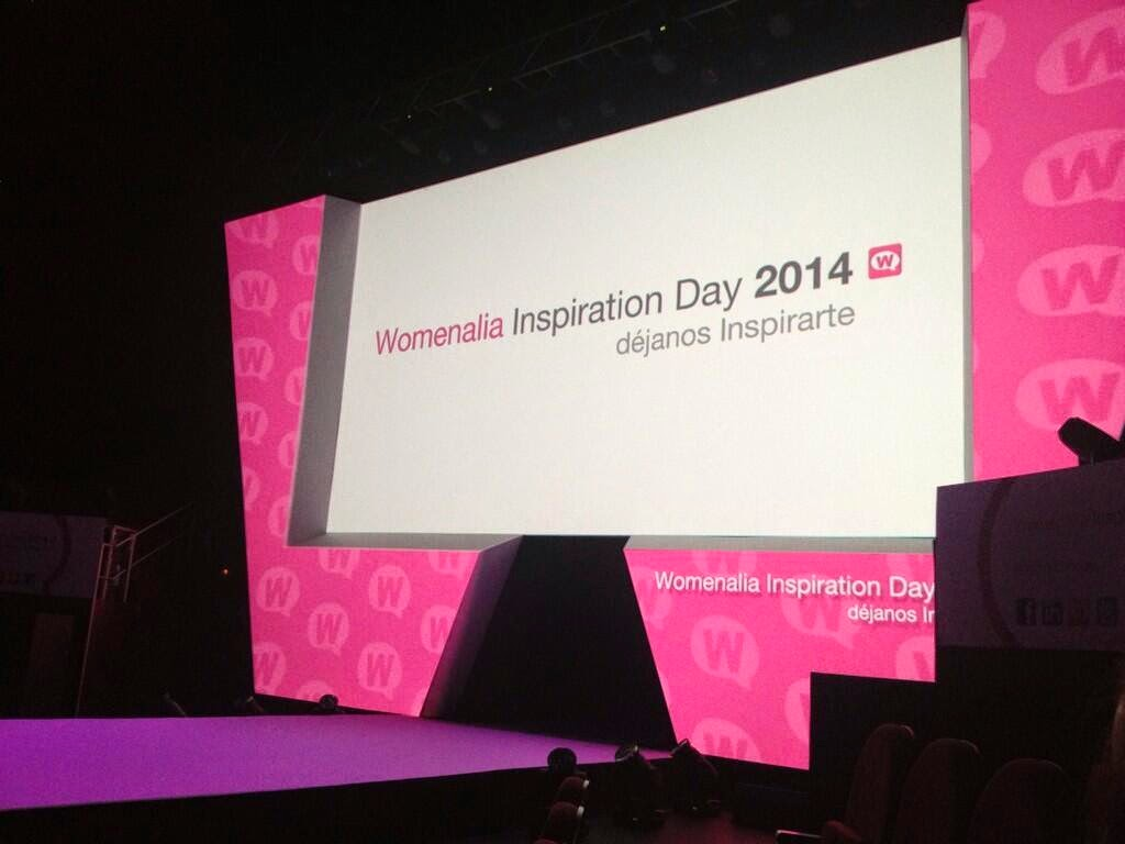 Womenalia Inspirtation Day 2014
