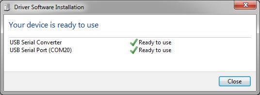 Xbee Explorer USB - Drivers
