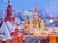 Paket Tour Rusia
